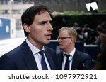 dutch finance minister wopke...   Shutterstock . vector #1097972921