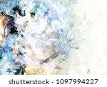 bright artistic splashes.... | Shutterstock . vector #1097994227