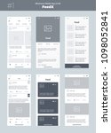 wireframe kit for mobile phone....