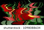 abstract color pattern of... | Shutterstock . vector #1098088634
