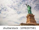 statue of liberty | Shutterstock . vector #1098207581