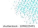 light blue vector modern... | Shutterstock .eps vector #1098225491