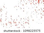 light orange vector abstract... | Shutterstock .eps vector #1098225575