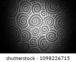 dark silver  gray vector... | Shutterstock .eps vector #1098226715