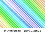 light multicolor  rainbow... | Shutterstock .eps vector #1098228521