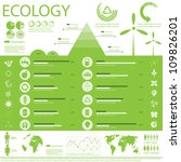 ecology  recycling info...   Shutterstock .eps vector #109826201