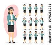 people working vector icon... | Shutterstock .eps vector #1098288281