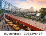 kolkata  india  may 25 2018 ... | Shutterstock . vector #1098396437