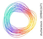 design elements. wave of many...   Shutterstock .eps vector #1098411671