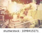 out of focus blur event... | Shutterstock . vector #1098415271