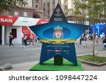 kyiv  ukraine may 24 2018  ...   Shutterstock . vector #1098447224