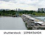 singapore 6 april 2017  the... | Shutterstock . vector #1098456404