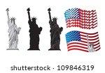 symbols of american patriotism...