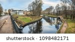 view of the town of vyshny...   Shutterstock . vector #1098482171