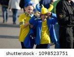 minsk  belarus   may 23  2018 ...   Shutterstock . vector #1098523751