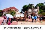 melaka  malaysia   march 13 ... | Shutterstock . vector #1098539915