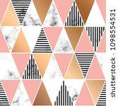 vector marble texture design... | Shutterstock .eps vector #1098554531