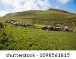 garester plateau  uzun gol ... | Shutterstock . vector #1098561815