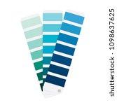 color guide book vector icon...   Shutterstock .eps vector #1098637625