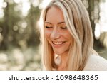 young  attractive and happy...   Shutterstock . vector #1098648365