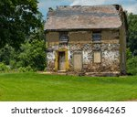 very old haunted farm house...   Shutterstock . vector #1098664265