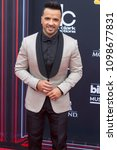 luis fonsi  attends the red... | Shutterstock . vector #1098677831