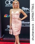 bonnie mckee attends the red... | Shutterstock . vector #1098677861
