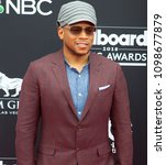 sway calloway attends the red... | Shutterstock . vector #1098677879