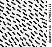 irregular dashed short lines... | Shutterstock .eps vector #1098688211