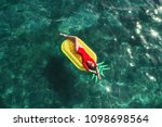 summer lifestyle portrait of...   Shutterstock . vector #1098698564