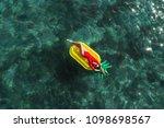 summer lifestyle portrait of...   Shutterstock . vector #1098698567