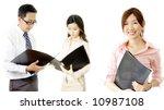business team | Shutterstock . vector #10987108