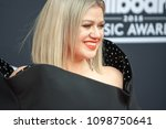 host kelly clarkson attends the ... | Shutterstock . vector #1098750641
