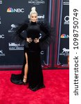bebe rexha attends the red... | Shutterstock . vector #1098750749