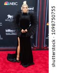 bebe rexha attends the red... | Shutterstock . vector #1098750755