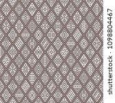ethnic boho seamless pattern... | Shutterstock .eps vector #1098804467