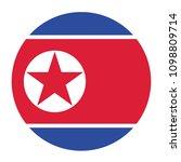 simple vector button flag  ...   Shutterstock .eps vector #1098809714