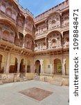 ndia jodhpur 23 june 2015... | Shutterstock . vector #1098848471
