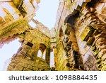 wardour castle wiltshire... | Shutterstock . vector #1098884435