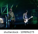 budapest  hungary  august 10  ... | Shutterstock . vector #109896275