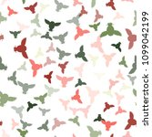 seamless vector pattern with...   Shutterstock .eps vector #1099042199