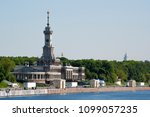 russia  moscow   2018 may 22 ... | Shutterstock . vector #1099057235