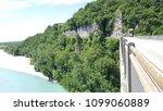 the tagliamento river  view... | Shutterstock . vector #1099060889