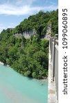 the tagliamento river  view... | Shutterstock . vector #1099060895