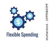 medical tax savings w health... | Shutterstock .eps vector #1099086599