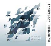 minimalistic design  creative...   Shutterstock .eps vector #1099135121