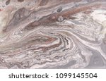 marble abstract acrylic wave... | Shutterstock . vector #1099145504