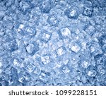 close up of ice | Shutterstock . vector #1099228151