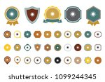 sunny day icon | Shutterstock .eps vector #1099244345