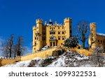 winter in bavaria   schwangau   ...   Shutterstock . vector #1099322531